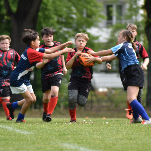U8, U10 & U12 in Oranienburg