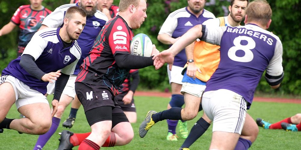 Rugbyunion vs. BSC Bruisers 126:05